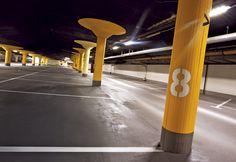 BSN Garage / signage system