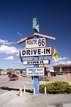 route 66 new mexico attractions   Panoramio - Photo of Route 66, Gallup, New Mexico