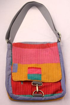 Handmade by female artisans in India who are exiting the sex trade and women who are vulnerable to trafficking