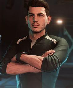 "commandcrshepard: """"→ welcome to kadara, pathfinder "" "" Mass Effect Ships, Mass Effect Games, Mass Effect 1, Mass Effect Ryder, Mass Effect Romance, Rainbow Six Siege Art, Pokemon, Man Character, Fantasy Male"