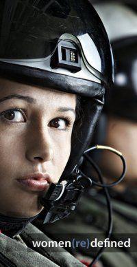 Navy Women (Re)defined - Sociological Images Female Pilot, Female Hero, Female Soldier, Navy Life, Navy Mom, Gi Jane, Tuskegee Airmen, Navy Military, Pretty Females