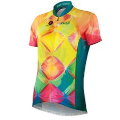 """""""Candy"""" Designer Jersey for Women   Cycling Jersey   Pactimo"""