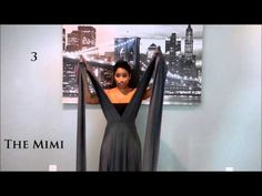 Take a look at this quick video that shows you 21 ways to wear the Henkaa Sakura Convertible Dress (also known as infinity dress, wrap dress or twist dress)....