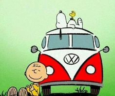 snoopy driving a car - Google Search