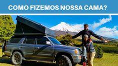 Toyota Hilux, Sw4 Toyota, Motorhome, Vehicles, Youtube, Cars, World, Traveling, Rv