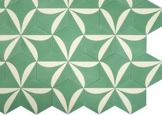 Lily – basil/cream (16mm tjock) | MarrakechDesign
