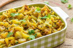 Potato and Cauliflower آلو گوبھی