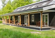 Prefab Cottages, Tiny House, Wooden Houses, Cabin, Outdoor Decor, Grid, Home Decor, Trelleborg, Timber Homes