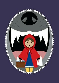 "Little Riding Hood "" Lucy Munro"""