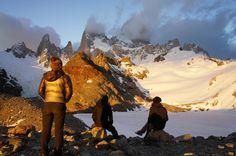フィッツロイ山。~アルゼンチン・パタゴニア~ Fitzroy Argentine 8