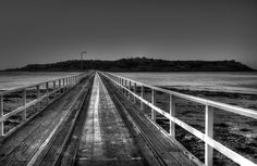 B&W bridge Victor Harbour to Granite Island