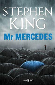 Mr. Mercedes - Stephen King  #NovedadesBibliotecaPozoCañada  http://cultura.elpais.com/cultura/2014/11/05/actualidad/1415188098_395775.html  Un thriller sin par del gran maestro Stephen King