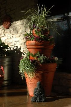 Going to try this for my herbs this spring/summer...hope it works!