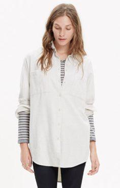 Flannel Sunday Shirt