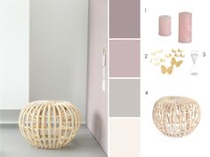 Wie du die Farbe des Jahres 2018 mit kleinen oder großen Ideen in deinen vier W… How do you translate the color of the year 2018 with small or big ideas in your home? Home Design, Decor Interior Design, Wall Design, Living Room Colors, Home Living Room, Living Room Designs, Home Trends, Home Wallpaper, Fashion Room