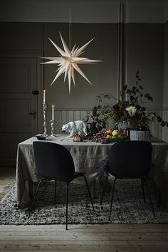 Hygge Christmas, Nordic Christmas, Christmas Home, Advent Season, Christmas Interiors, Christmas Decorations, Table Decorations, The White Company, Scandinavian Home