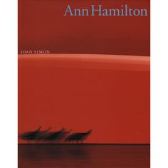Ann Hamilton - Joan Simon book