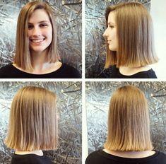 Küt Saç Modelleri Yapımı
