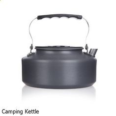 Camping Kettle - huge collection. Must check out...