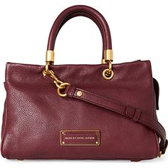 MARC BY MARC JACOBS Too Hot to Handle satchel (Cardamom)  My new covet!