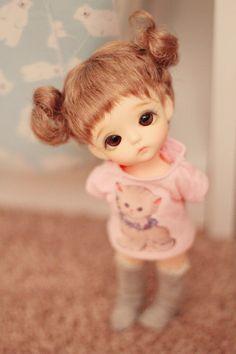Choco❤️ Cute Girl Hd Wallpaper, Cute Wallpapers, Beautiful Barbie Dolls, Pretty Dolls, Tiny Dolls, Blythe Dolls, My Little Pony Unicorn, Baby Barbie, Cute Baby Videos