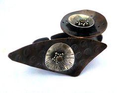 Cool Cocktail Rings with Debora Mauser | #BeadFestSpring #metalsmithing #riveting #jewelry