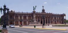 Monterrey Palacio de Gobierno