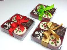 detalles para regalar en navidad chocolates buscar con google