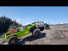 Custom built Tundra first test run. More Fun, Diecast, Remote, Monster Trucks, Building, Car, Automobile, Buildings, Cars
