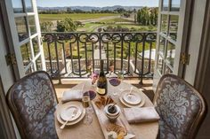Three Romantic Days in the Napa Valley - Sparkling Suite at Domaine Carneros