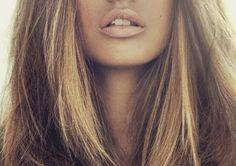 hair color-lip color