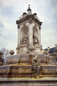 Beautifully shot Parisian landmark: http://fineartamerica.com/featured/fountain-saint-sulpice-joan-carroll.html #PARIS #FOUNTAIN #STSULPICE via @joancarroll @joan1992