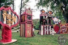 Creepy Carnival Ideas