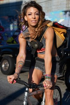 Kym Perfetto All Over Premium Rush.