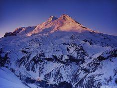 Seven Summits #5 - Mount Elbrus, Russia