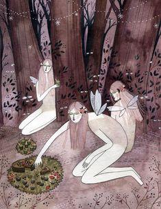 Fairytale: Fairy Folk by Yelena Bryksenkova