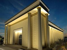 Canadauence TV: Igreja Universal inaugura réplica do Templo de Sal...