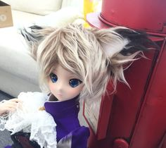 Smart Doll Chitose Shirasawa by Kemo_and_DNya