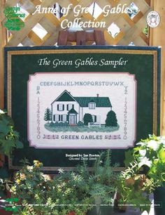 1000 images about crafts sayings samplers cross for Anne of green gables crafts