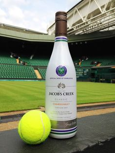 Jacob's Creek Wimbledon-themed wine wheel - Google Search