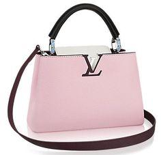 "Louis Vuitton ""Capucine"" Bag Clothing, Shoes & Jewelry : Women : Handbags & Wallets http://amzn.to/2lvjsr9"