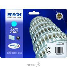 INK-JET EPSON 79XL WF 4630 / 4640 / 5110 /-5190 / 5620 / 5690 CI
