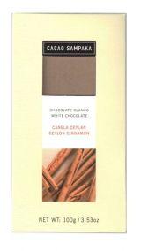 C Sampaka Ciocolata alba cu Scortisoara de Ceylon Extensions