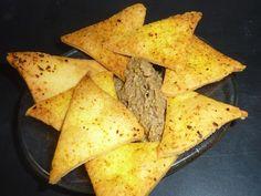 Recette tortillas chips maison ou Nachos, cuisinez tortillas chips maison ou Nachos