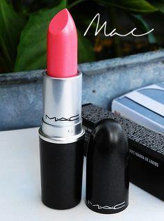 MAC Pink Pearl Pop Lipstick @J a ! y n P e r e i r a  MY LIPSTICK ☺☺