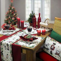 Sander Tischläufer Weihnachten NUT MY BUSINESS | Weihnachtsdeko ...