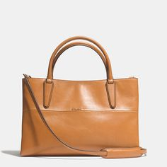 Soft Borough Bag in Nappa Leather