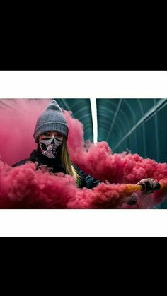 Awesome shot from ・・・ Today's featured shout out goes out to Great captured. I really love the red smoke… Smoke Bomb Photography, Creative Photography, Digital Photography, Street Photography, Portrait Photography, Alan Walker, Rauch Fotografie, Fille Gangsta, Famous Smoke