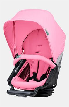 Pink car seat! My little girl will have one for sure.