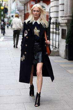 Poppy Delevingne street style @lucearow